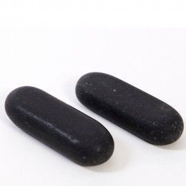 Trigger Point Hot Stone (Basalt) Available from ViVi Therapy, Victoria, BC.  www.vivitherapy.com