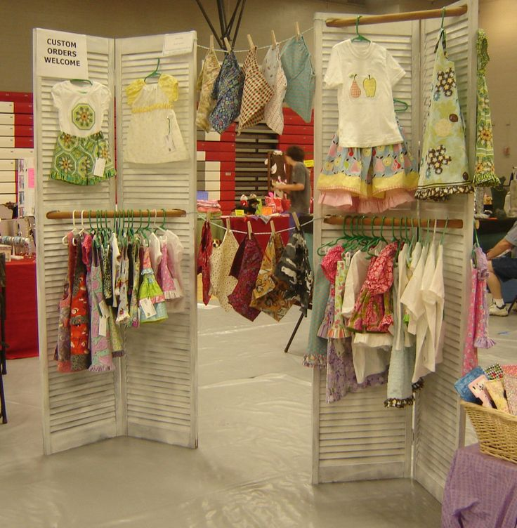 Organize Your Clothes 10 Creative And Effective Ways To Store And Hang Your Clothes: 18 Best Apron Display Ideas Images On Pinterest