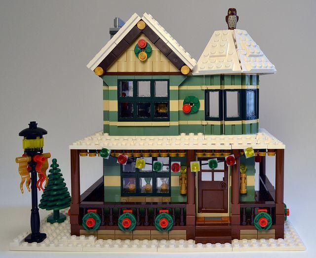 lego christmas village contest 2014 - Google Search