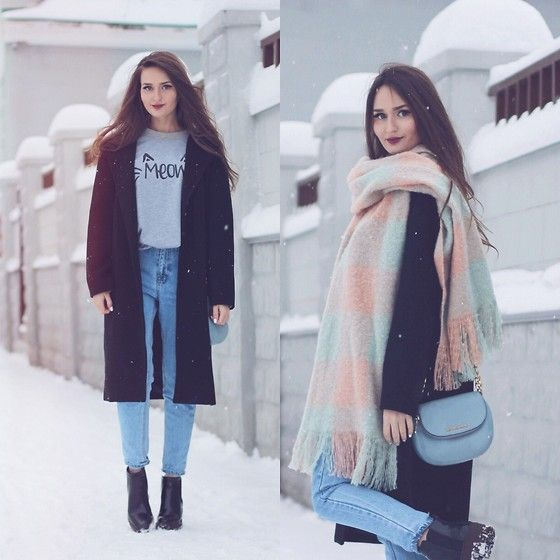 Still a big scarf lover :P Get this look: http://lb.nu/look/8005948  More looks by Sasha Shcherbakova: http://lb.nu/mrswhiskers  #casual #minimal #street