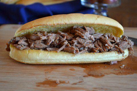 Stop Lookin'. Get Cookin'. » Quick Summer Meals Contest – Crockpot Italian Beef
