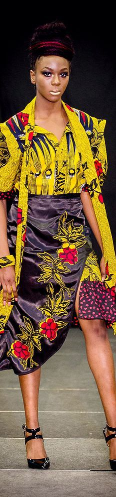 Tayamika is a British fashion brand created by Petronella Tayamika Mahachi