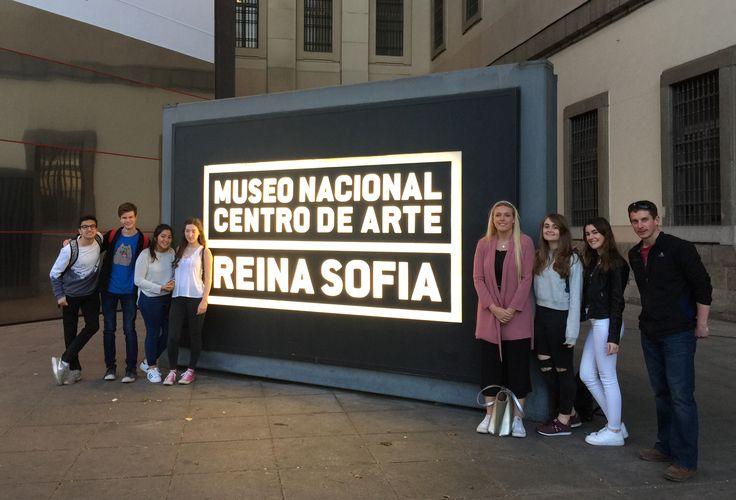 Year 12 Spanish trip to Madrid