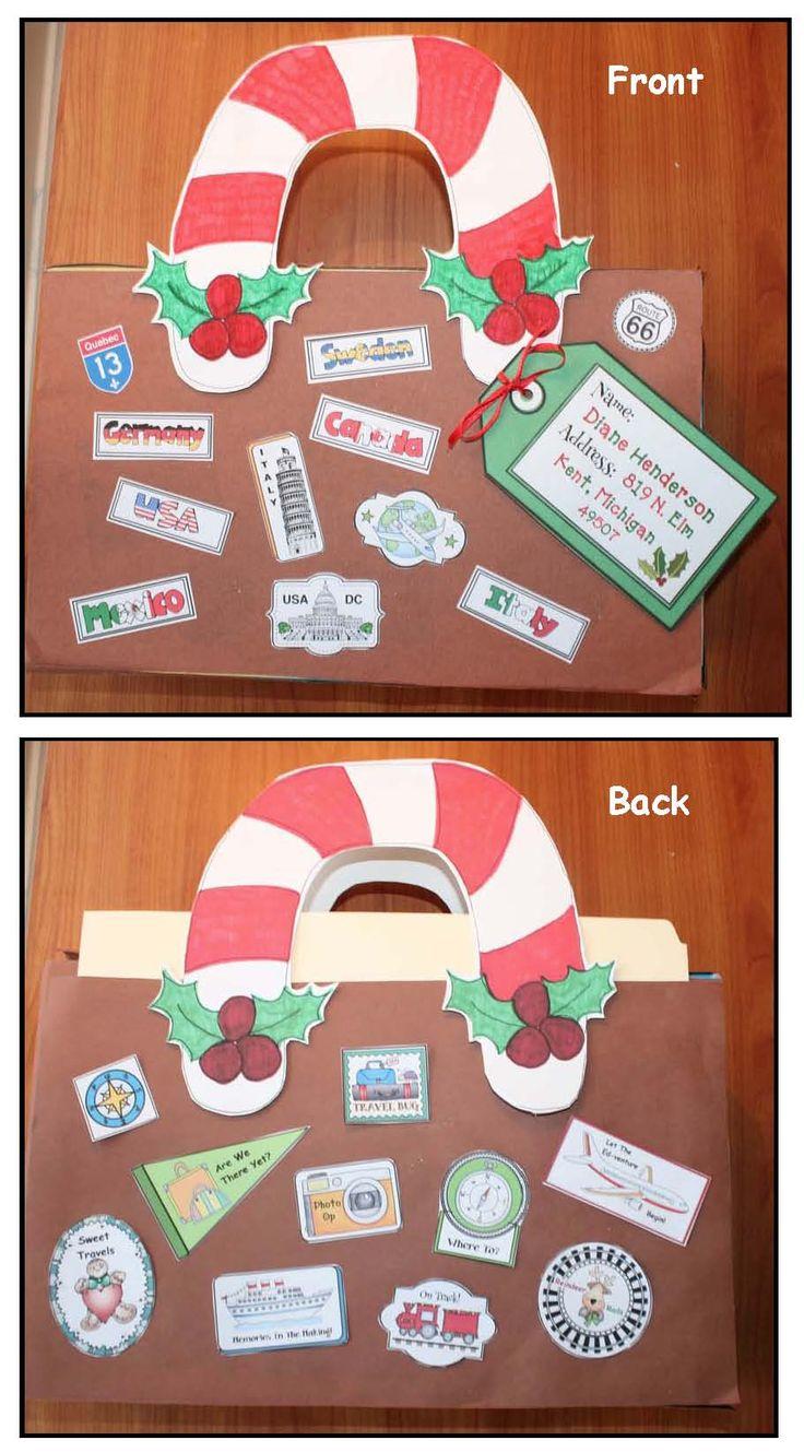 Christmas Around The World Activities Holidays around