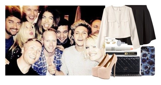 """Niall's Birthday Party With Him And Our Friends."" by mxliksweed ❤ liked on Polyvore featuring beauty, Cameo Rose, Chanel, Marc by Marc Jacobs, Monki, Lancôme, Forever 21, Make, Boohoo and Tiffany & Co."
