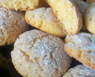 """Biscotti al mais """"Giallini"""" (dolci)"""