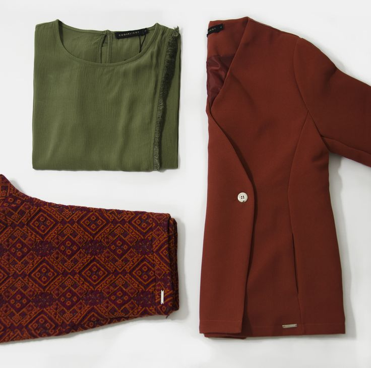 Outfit Craft Revolution AW1617   COQUELICOT