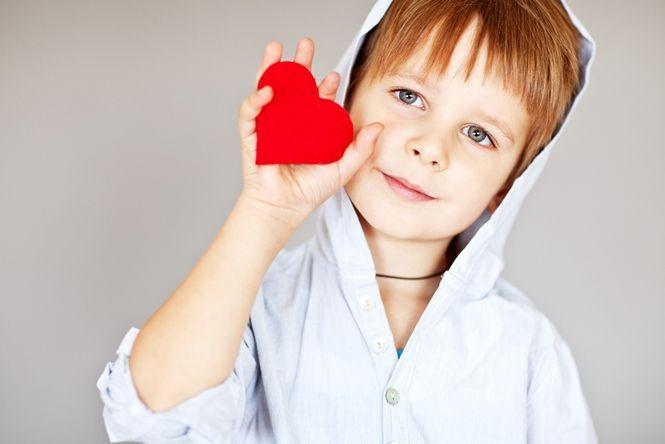 Φύσημα στην καρδιά σε παιδί