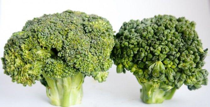 Broccoli with margarine