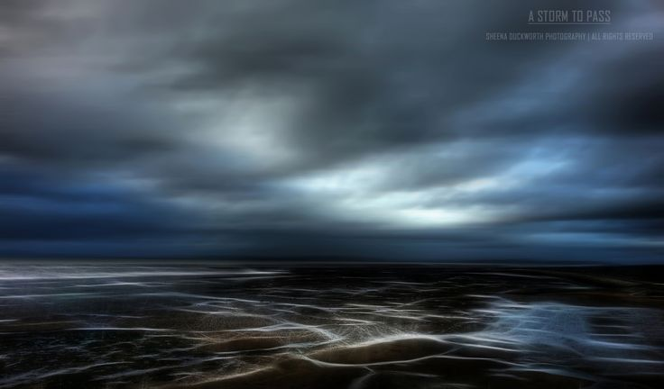 Scenery, Landscape, Seascape, Beach, Sea, Water, Sky, Clouds, Mood, Moody, Atmosphere, Scenic, Dreamy, Blue, Sheena Duckworth Photography