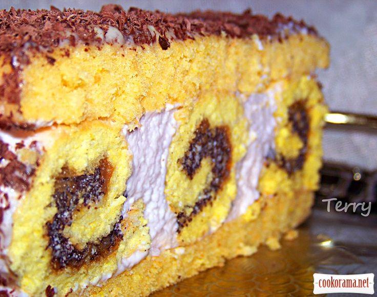"""Торт """"Ніжність"""" / Торти / Кукорама — смачні рецепти!"""
