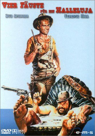 Vier Fäuste für ein Halleluja * IMDb Rating: 7,0 (6.143) * 1971 Italy * Darsteller: Terence Hill, Bud Spencer, Yanti Somer,