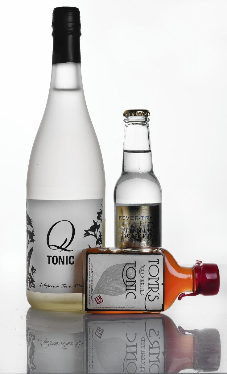 Q: I buy expensive gin but cheap commercial tonic water. What are the other choices? I've seen some high-end bottled quinine waters but have not tried them. Are they any good? Can I make my own? #cocktails #gin