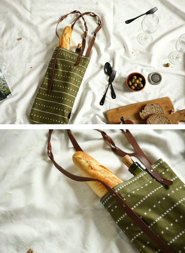 Stoffpakete - Fat Quarter 3er Pack Walk through the forest FQ067 - ein Designerstück von kiseki bei DaWanda