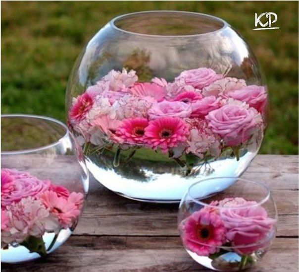 Лайфхак Плавающие цветы / IP Neo