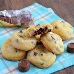 Rolo /chocolade koekjes
