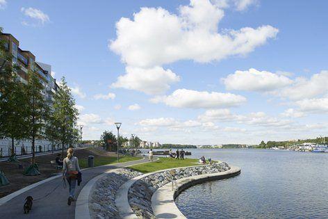 Hornsbergs Strandpark, Stockholm, 2012 - Nyréns Arkitektkontor