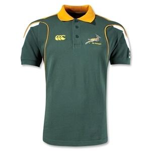 South Africa Springboks C Polo - WorldRugbyShop.com