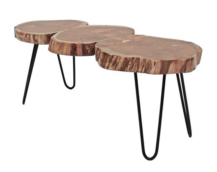 Rute+Bænk+-+Unik+kvalitetsbænk+i+akacietræ.+Bænken+har+3+sæder,+der+er+fra+hver+sin+træblok.+Desuden+har+bænken+et+smukt+sort+metalstel,+der+er+med+til+at+gøre+udtrykket+moderne.