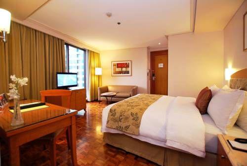 City Garden Hotel Makati (***) TINDARA GIUSEPPA PEGOLOTTI has just reviewed the hotel City Garden Hotel Makati in Manila - Philippines #Hotel #Manila