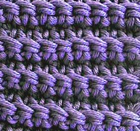 Crochet in the back loops only... This gives a very neat ridge looking pattern as depicted below. ✿Teresa Restegui http://www.pinterest.com/teretegui/✿