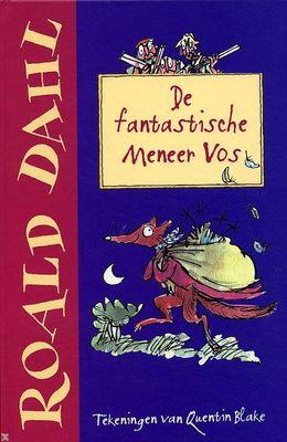 De fantastische meneer vos - Roald Dahl