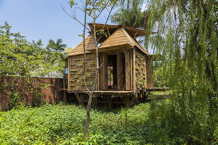 H&P ARCHITECTS - Bamboo House