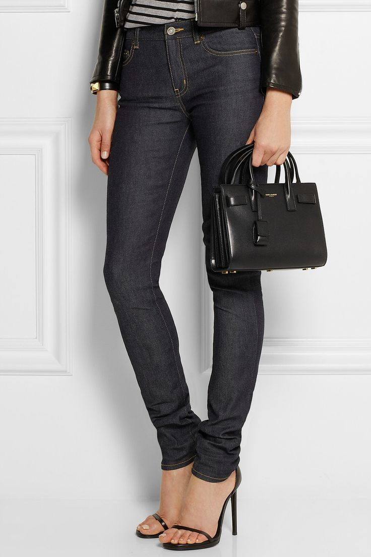 ysl card holder price - Saint Laurent | Sac De Jour Nano Baby leather tote | NET-A-PORTER ...