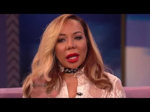 "Tameka ""Tiny"" Harris talks about T.I's sidechick on Wendy - YouTube"