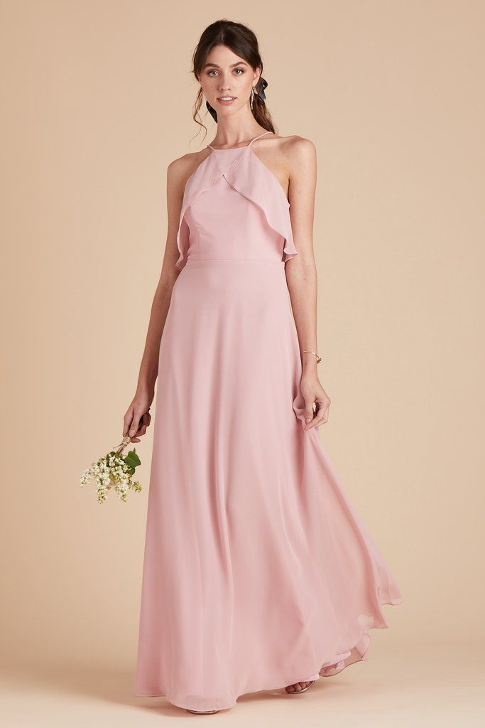 b40ea645f76 Birdy Grey Bridesmaid Dress Under  100 - Jules Dress - Dusty Rose - Pink -  Lightweight
