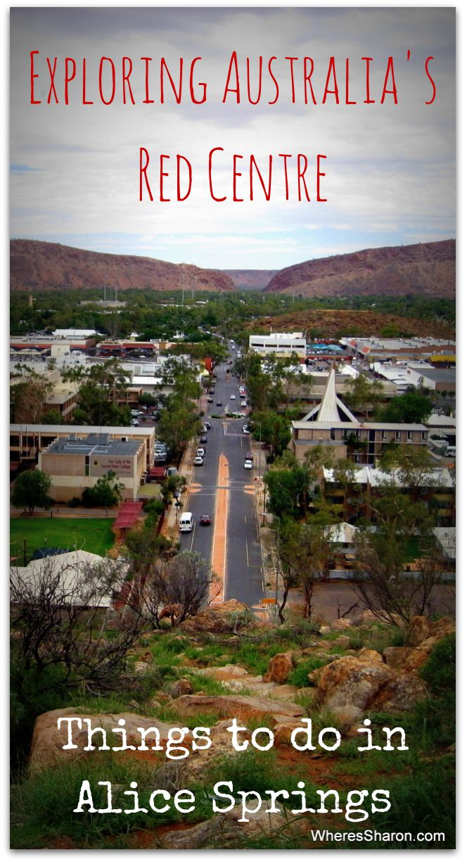 Exploring Alice Springs http://www.wheressharon.com/solo-travels/big-trip-2/red-centre-things-to-do-alice-springs/
