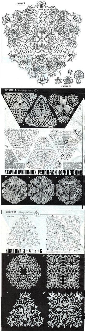 Треугольные мотивы