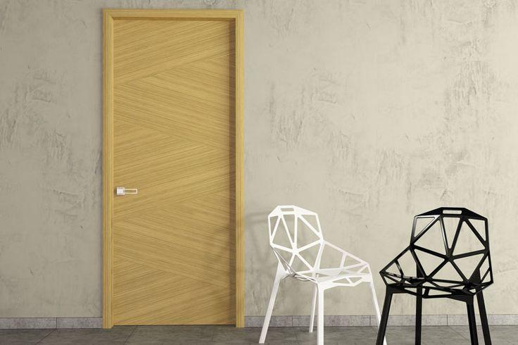 Interiérové dveře HANÁK Matrix. Designové dveře na míru.   INTERIÉROVÉ DVEŘE HANÁK - interiérové dveře nejvyšší kvality. Zakázková výroba interiérových dveří na míru