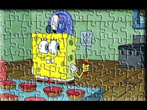 Sponge Bob New Style Puzzle Games For Kids - Kids Puzzle Game Hello guys, We want to share puzzle games for kids. These are jigsaw puzzle games for your kids...