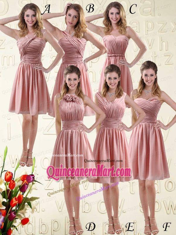 Mejores 7 imágenes de 2015 newest Dama Dresses For Quinceanera en ...
