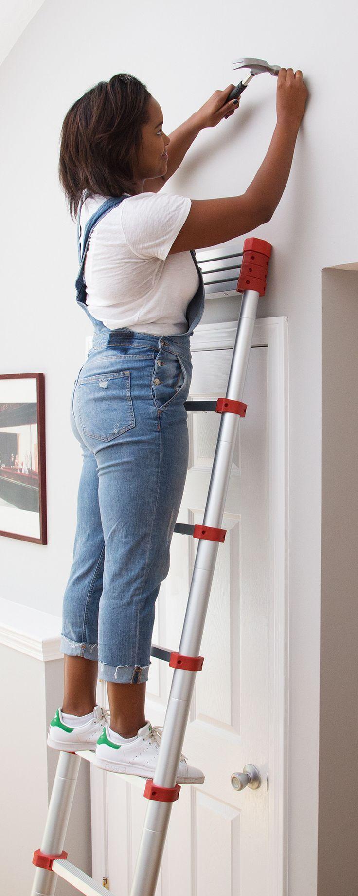 Xtend   Climb: Retractable Telescoping Ladders