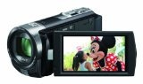 An ideal solution for recording just about any occasion, the ultra-compact DCR-SX45 Handycam Camcorder features a 3.0″ touch-screen LCD (230K), a professional-quality Carl Zeiss Vario-Tessar lens, which delivers sharp, high-resolution images and powerful 70x extended zoom that lets you capture extremely tight shots: Sony Dcr Sx45, Camcord Black, Dcr Sx45 Handycam, Handycam Camcord, Dcrsx45 Handycam, Camera, Camcord Blue, Products, Sony Dcrsx45