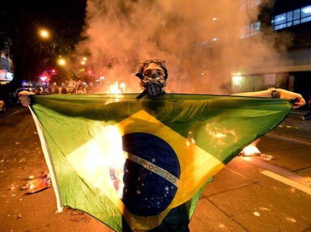 O jornal espanhol El País afirma que poderá haver guerra civil no Brasil | Blog de Francisco Castro