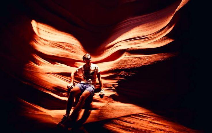 День 15. Кингман Сегодня вы продолжаете восхищаться красотой каньонов: вы встретите рассвет в потрясающем и необычном Каньоне Антилопы, заедете на озеро Пауэлл с его красными берегами, Гленн Каньон, насладитесь прекрасным видом на реку Колорадо, а на ночь остановитесь в городке Кингман неподалеку от Лас-Вегаса. Потрясающие виды и шикарные фотографии сегодня гарантированы!