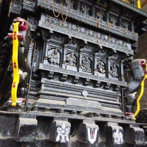 Chariot, near Chennakesava temple, Belur, Karnataka