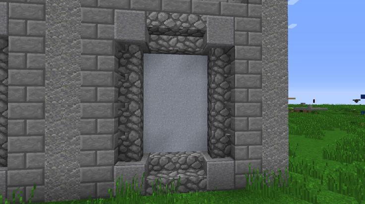 Best 25 minecraft wall designs ideas on pinterest for Minecraft interior wall designs
