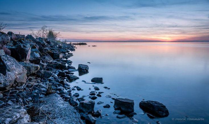 """""""Lake Vänern"""" by Henrik Hammaren https://gurushots.com/henke.hammer/photos?tc=2f714573798c4445d3810149174a9e47"""