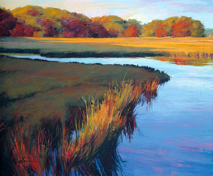 """Cape Marsh"" by Susan Ogilvie"