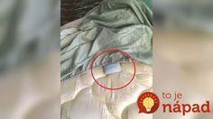 Prečo je dobré vložiť mydlo pod posteľnú plachtu? Možno sa s týmto problémom pasujete aj vy!