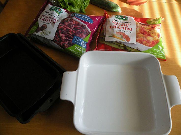 Testaan Hopottajien kampanjassa Apetit gratiineja. Todella helposti valmista ja maukasta! Katso lisää: http://www.hopottajat.fi/apetitgratiinit/