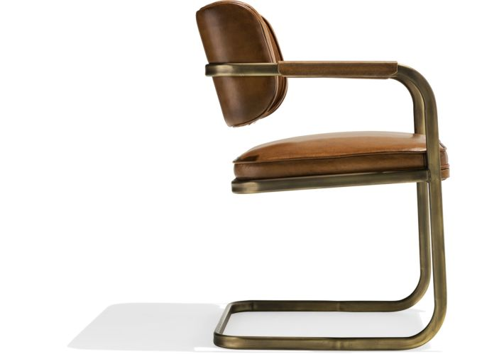 Jimmy Cooper Chair Chair Upholstered Chairs Water Buffalo Leather