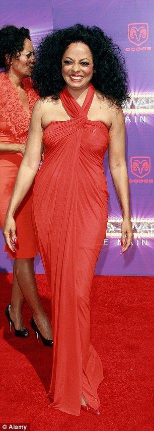 Diana Ross Concert Dresses | Rhonda Ross Kendrick