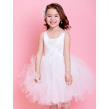 bambini dancewear tutu di balletto decorazioni in pizzo tulle danza & vestito da partito più colori - EUR € 22.56