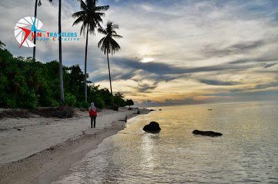 Sunset @ Derawan Island