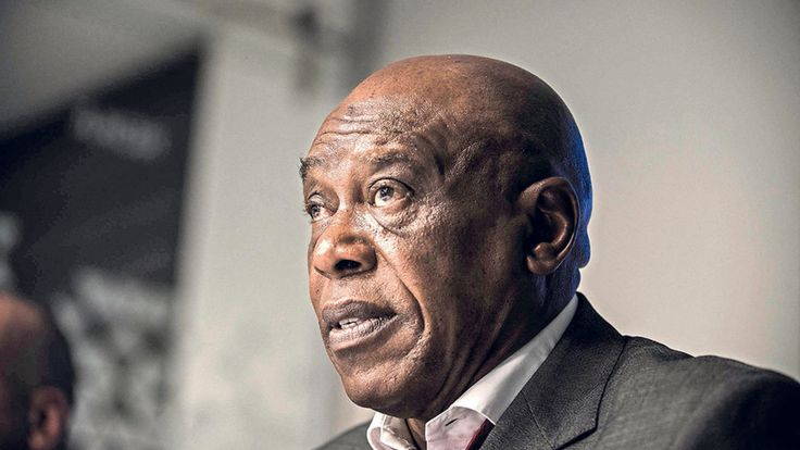 'Bigger scheme': Tokyo Sexwale says the report will be part of a judicial probe